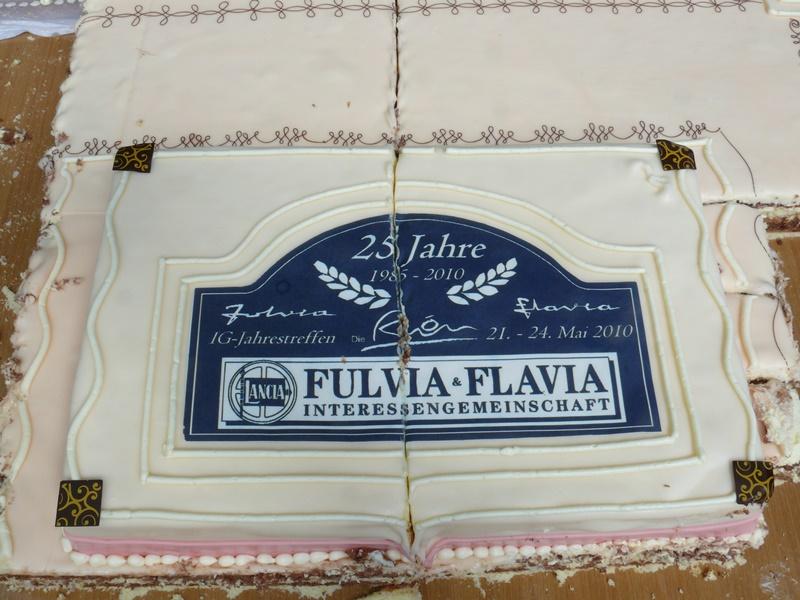 25 Jahre Fulvia & Flavia IG