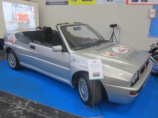 Delta Integrale Cabrio per Giovanni Agnelli