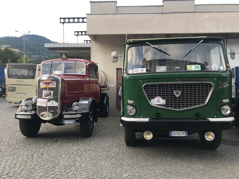 Lancia 3 RO + Esagamma 516