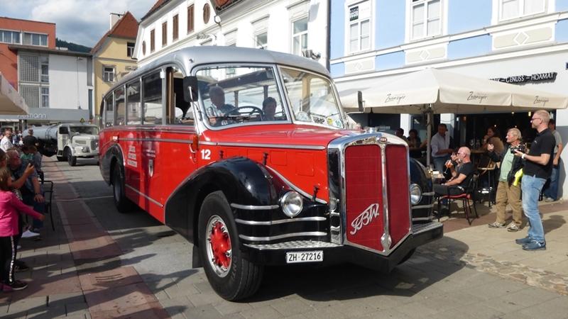 FBW Bus  AN 40  BJ 1949