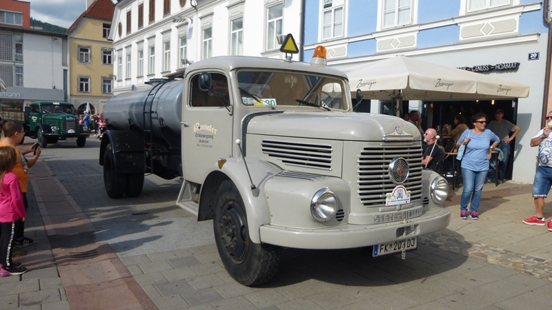 Steyr 480z BJ 1961