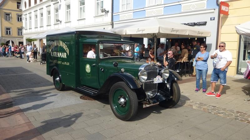Steyr 40 BJ 1932