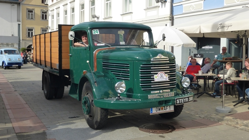 Steyr  480K BJ 1960