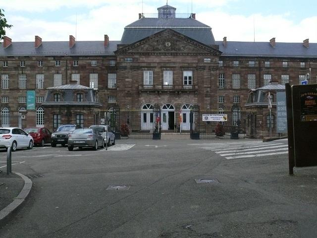 Saverne Chateau de Rohan