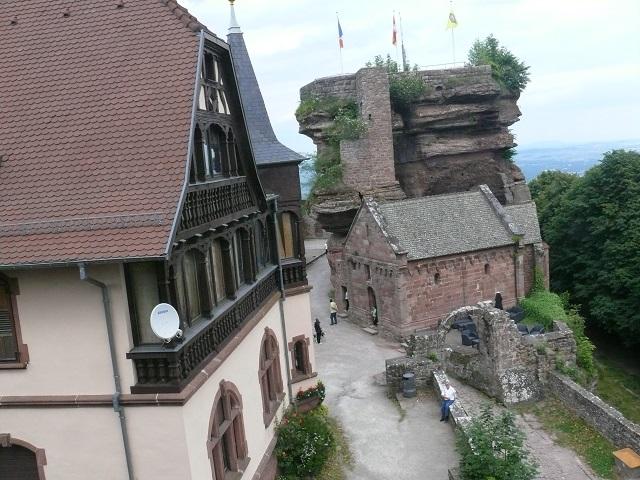 Chateau de Haut Barr