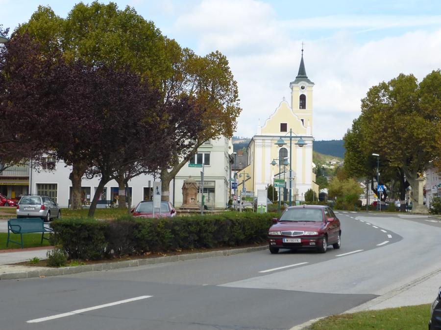 Mittags in Rechnitz