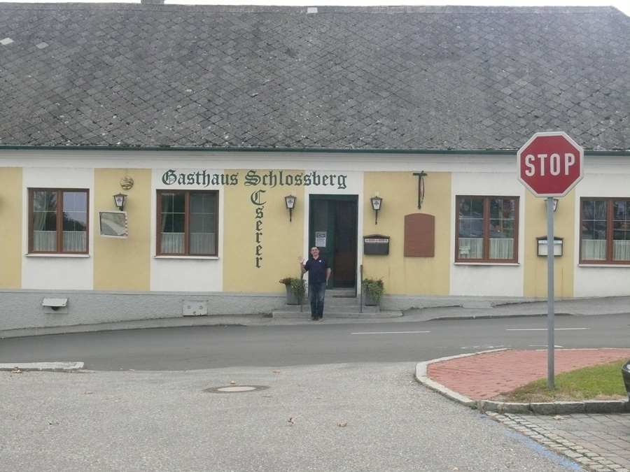 Mittags in Rechnitz