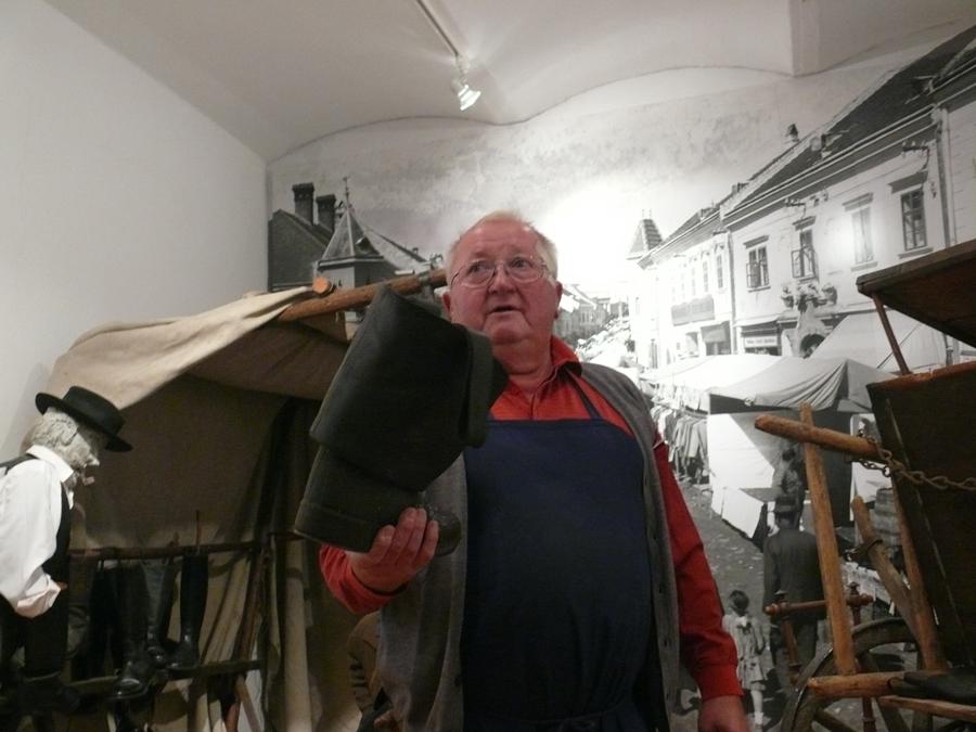Stiefelmachermuseum