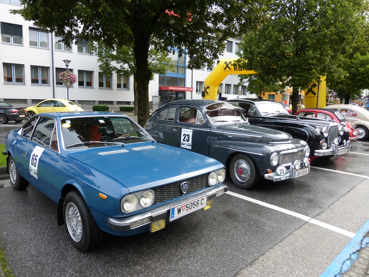 Start Grimming Gesäuse Classic 2016