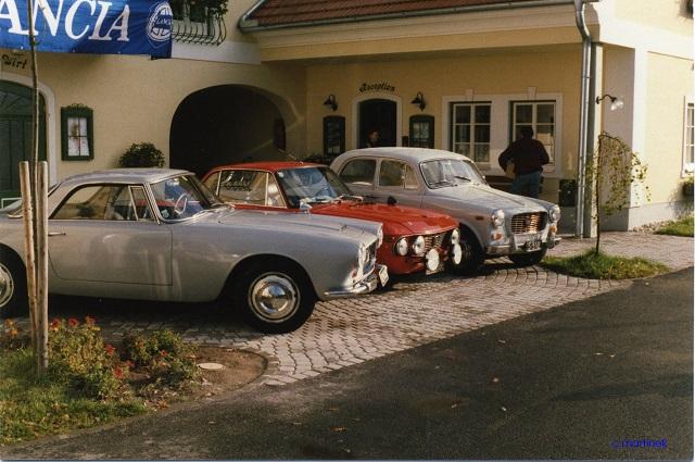 Dorf-Wirt in Litschau 1989
