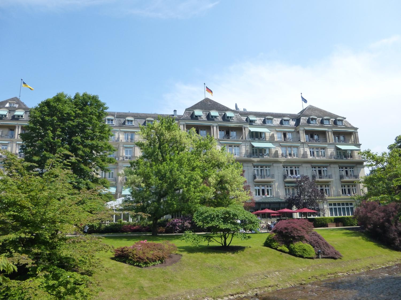 Baden-Baden - an der Lichtentaler Allee