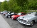 Besuch des Rolls Royce Museum