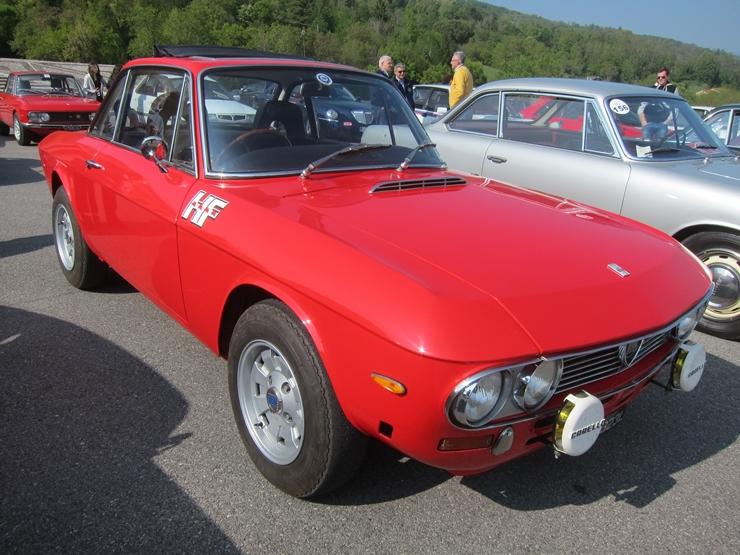 Lancia Rewind 2017