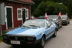 Lancia Treffen Schweden 2008