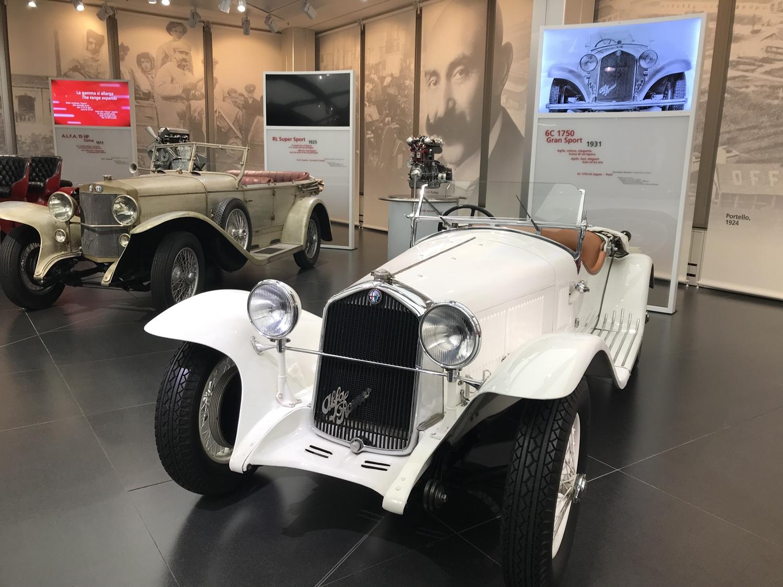 6C 1750 Grand Sport, RL Super Sport