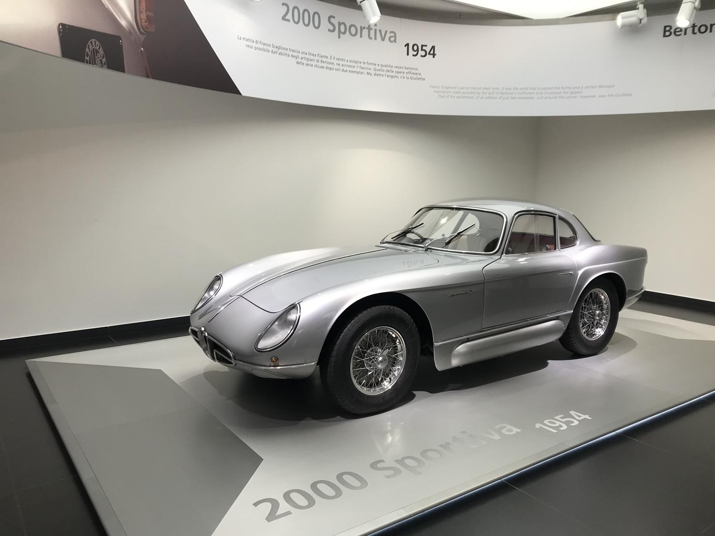 2000 Sportiva