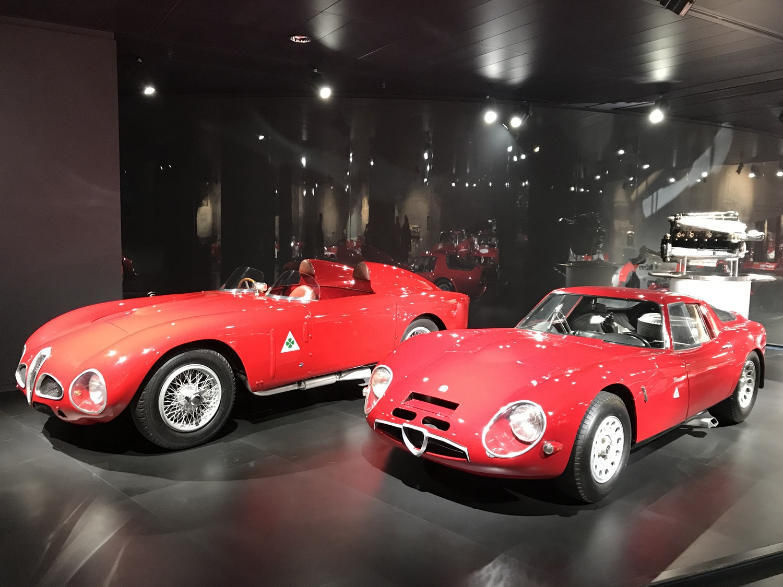 Alfa Romeo Rennsport
