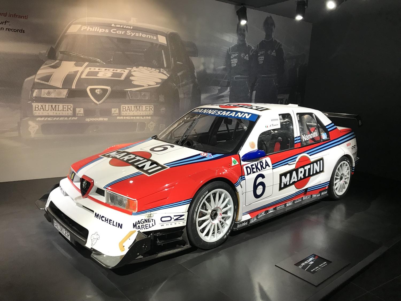 155 V8 TI