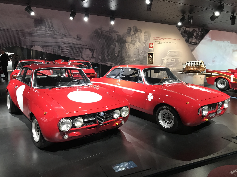 Alfa Romeo Sportgeschichte