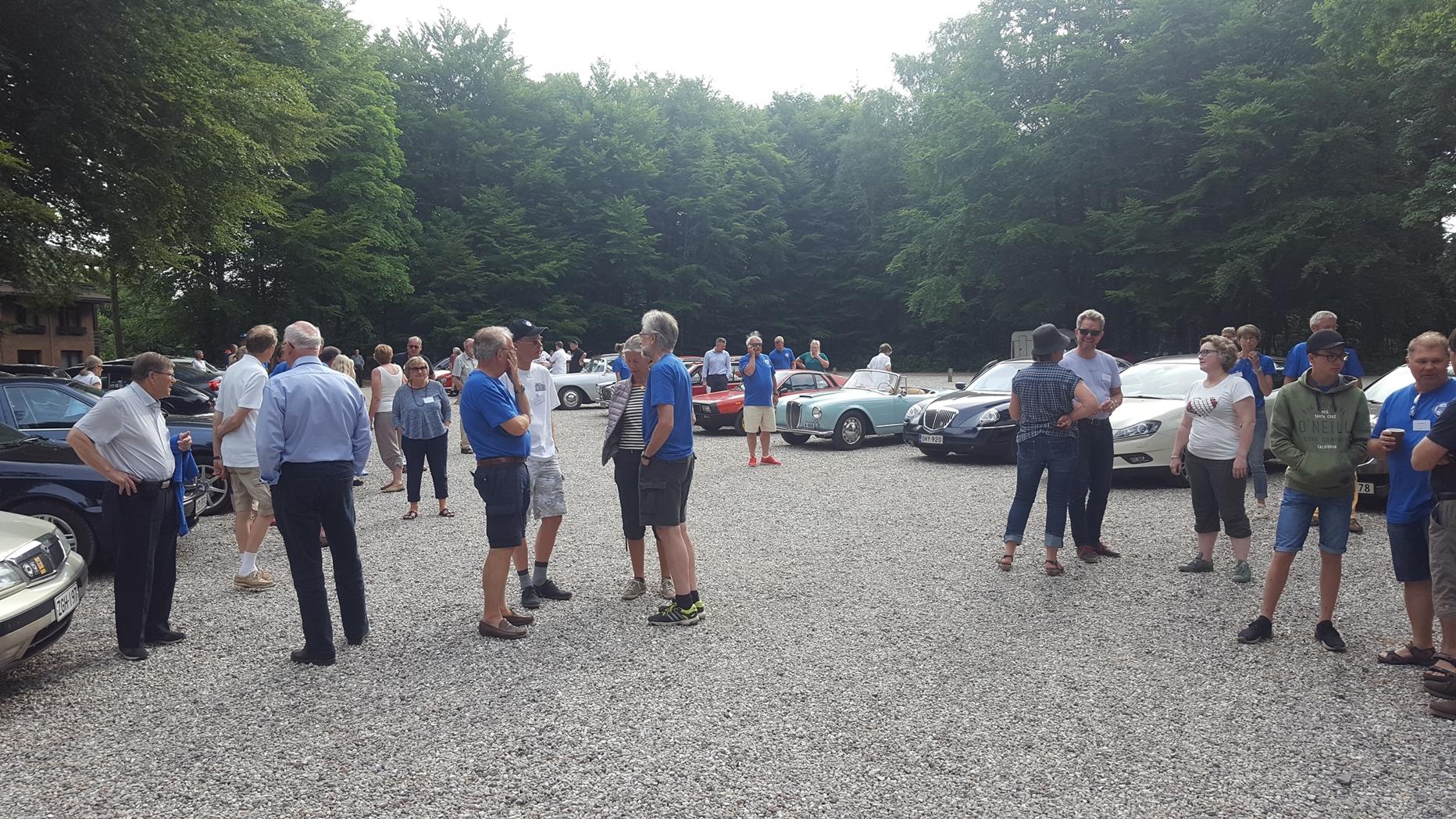 Nordic Lancia Meeting Dänemark