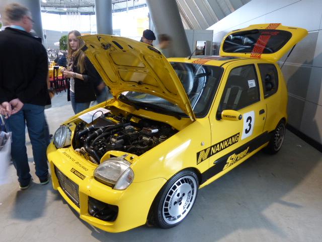 Fiat Seicento Biturbo