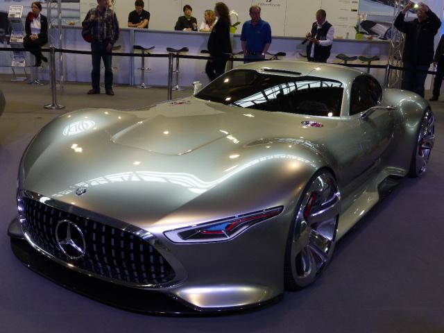 Mercedes Gran Tourismo