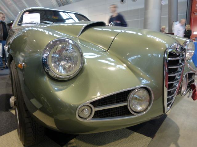Alfa Romeo 1900 Zagato