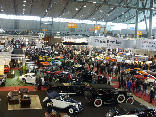 Retro Classic Stuttgart