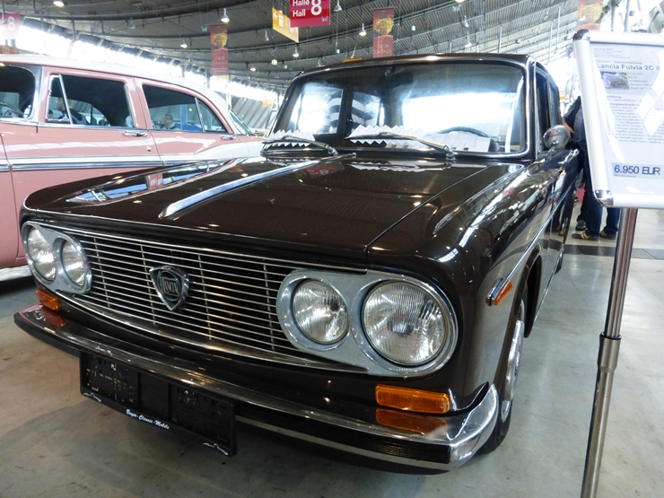 Lancia Fulvia Berlina 2. Serie