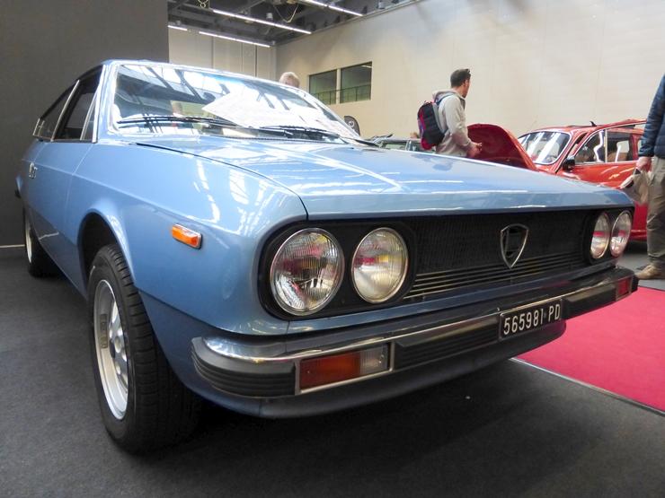 Lancia Beta Coupé 2. Serie