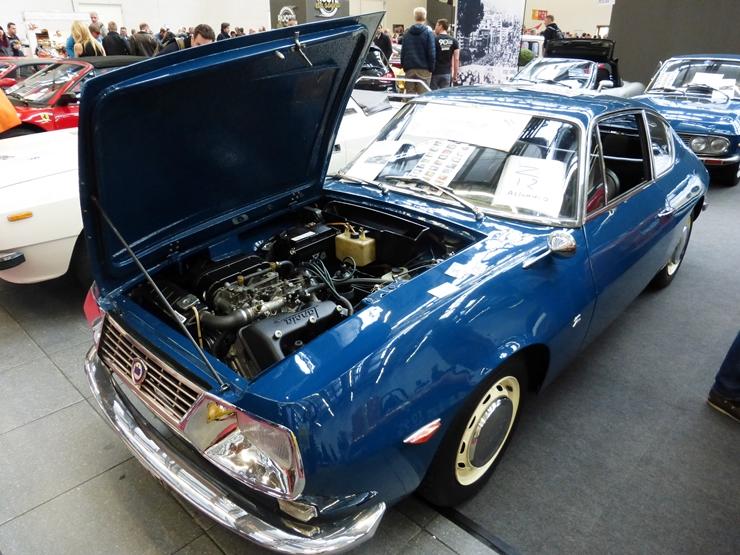 Lancia Fulvia Sport Zagato