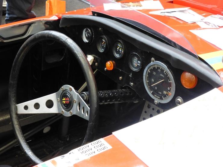 Lancia Fulvia F&M Replica