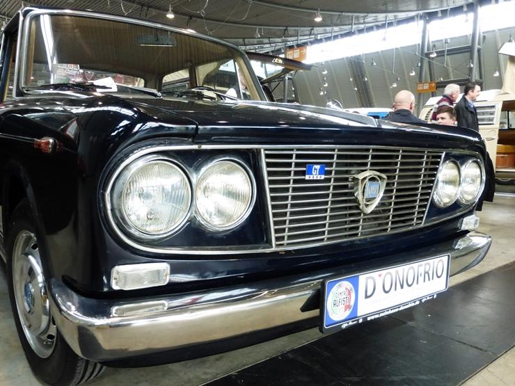Lancia Fulvia GT