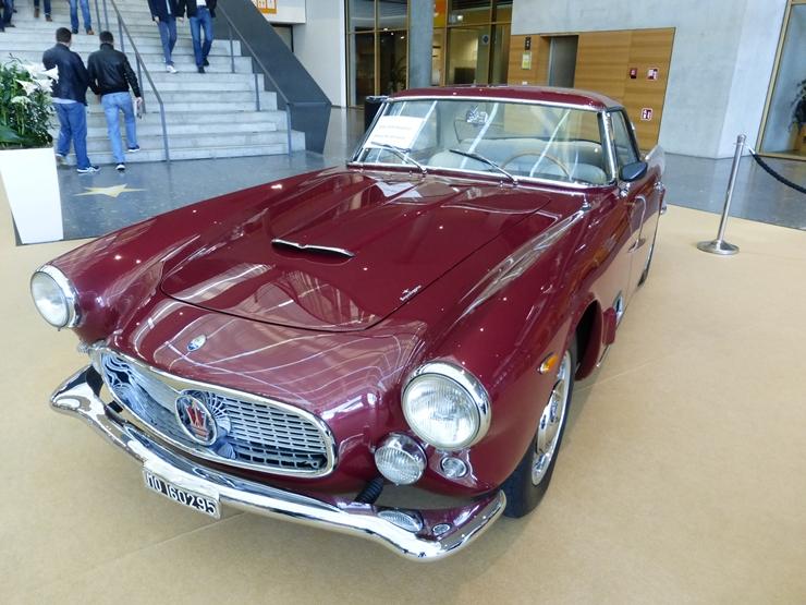 Maserati 3500