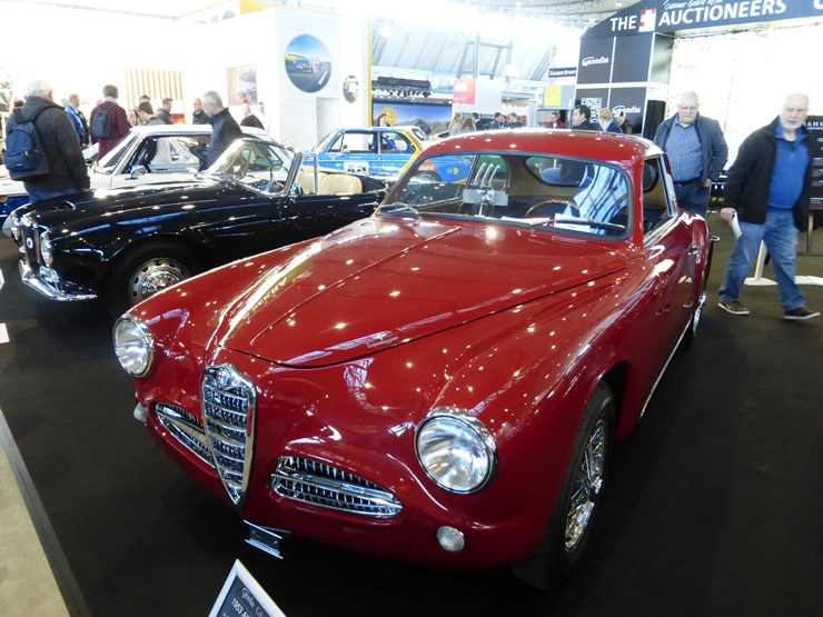 Alfa Romeo 1900 C Sprint Coupé