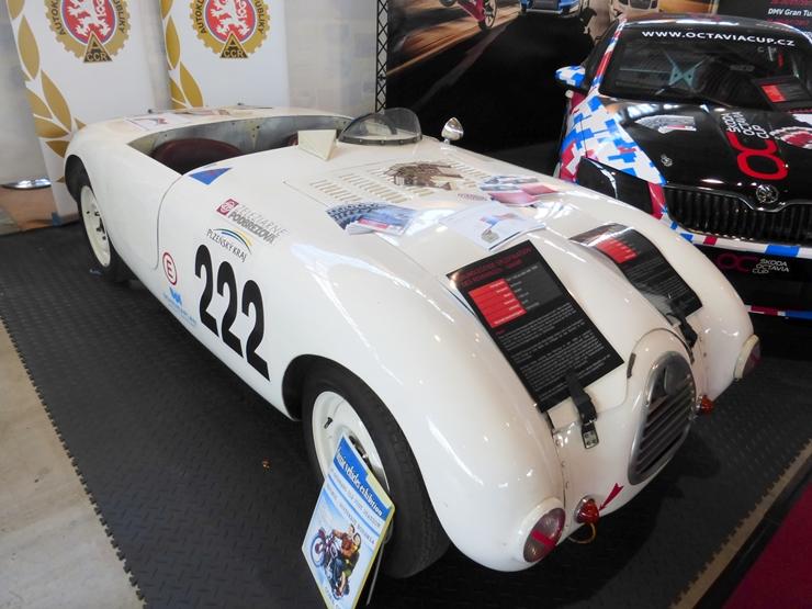 Fiat 1100 Barcetta