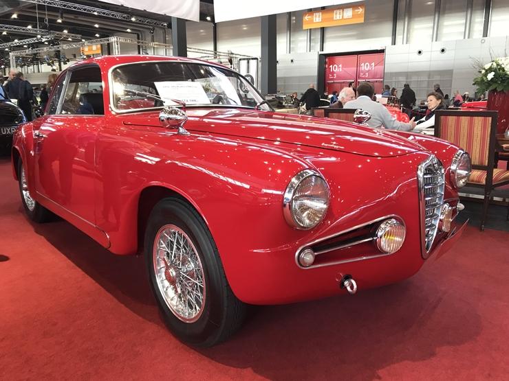 Alfa 1900 C Sprint Coupé Touring