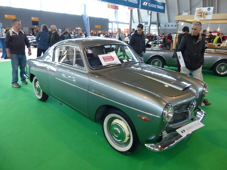 Fiat 1100 tv Pinin Farina