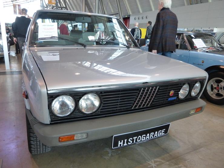 Fiat 131 Volumetrico