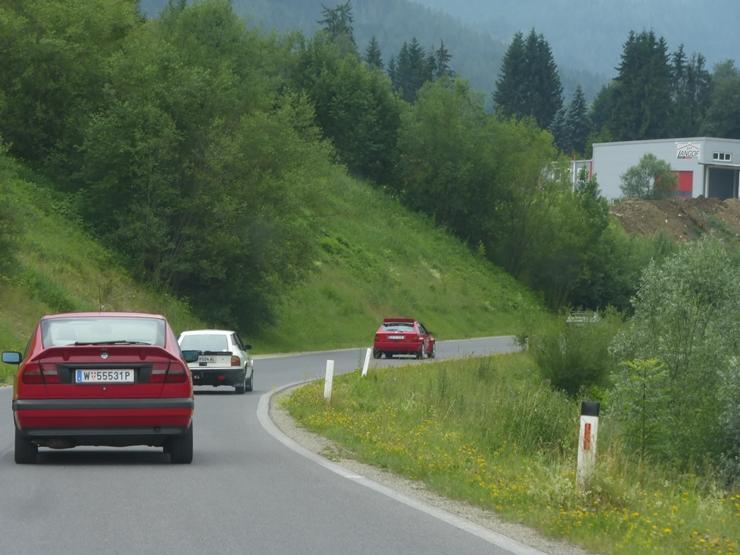 Unterwegs nach Hönigsberg