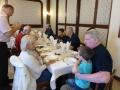 Mittagessen in Hollabrunn