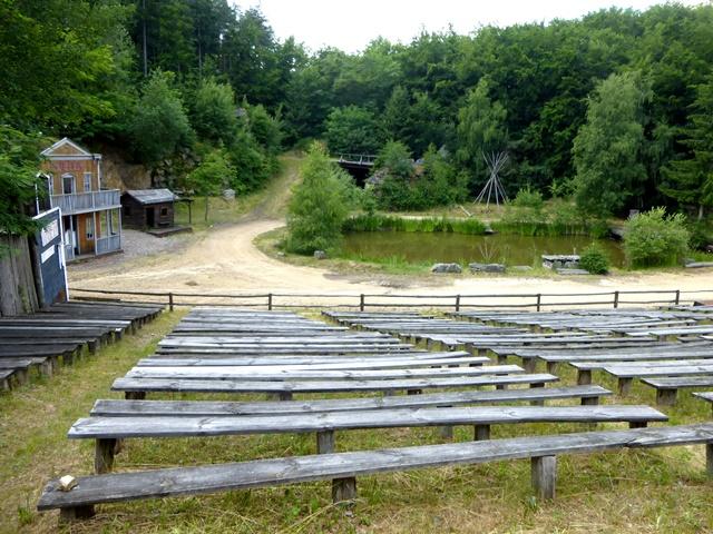 Freilichtbühne Gföhlerwald