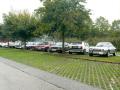 Parkplatz beim Ischler Bahnmuseum