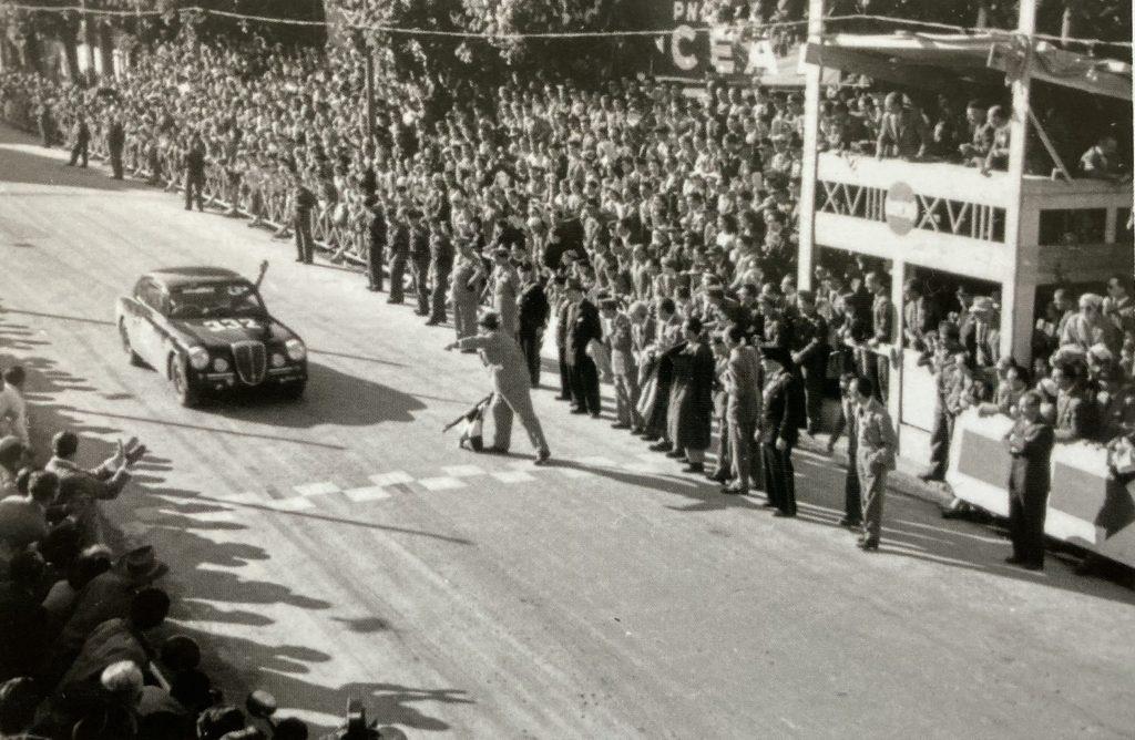 Bracco´s zweiter Platz in der Mille Miglia