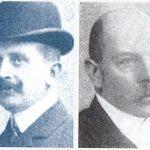 Die Brüder Karl und Anton Armbruster